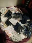 Immagine 29 - Sciarpe damascate e camice donna - Lotto 3 (Asta 6006)