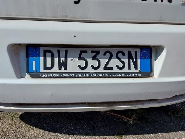 2#6008 Autocarro Fiat Punto in vendita - foto 3