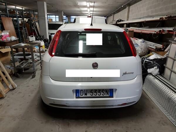 3#6008 Autocarro Fiat Punto in vendita - foto 2