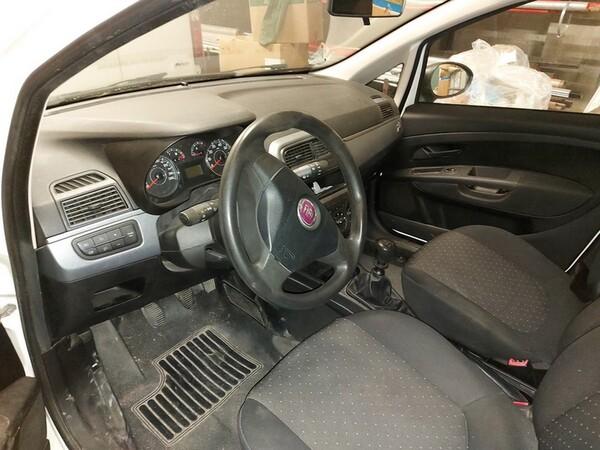 3#6008 Autocarro Fiat Punto in vendita - foto 8