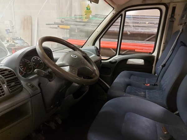 4#6008 Autocarro Fiat Ducato in vendita - foto 11