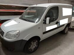 Fiat Dobl   truck - Lot 5 (Auction 6008)