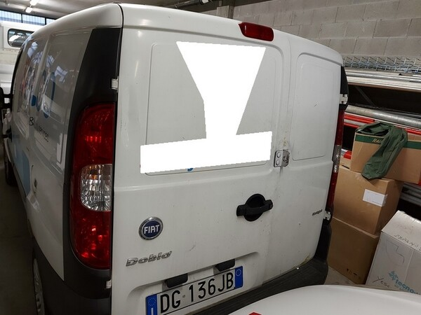 5#6008 Autocarro Fiat Doblò in vendita - foto 2