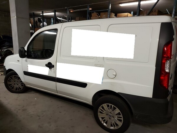 6#6008 Autocarro Fiat Doblò in vendita - foto 1
