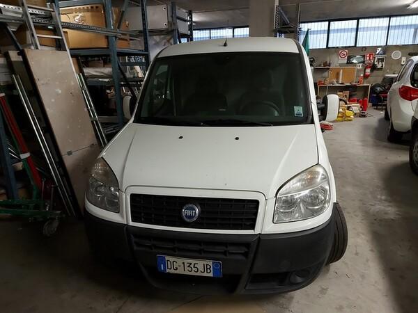 6#6008 Autocarro Fiat Doblò in vendita - foto 5