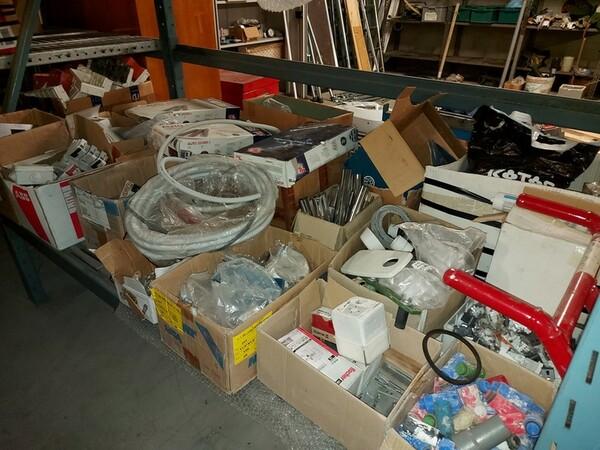 8#6008 Magazzino di materiale termoidraulico e edile in vendita - foto 24