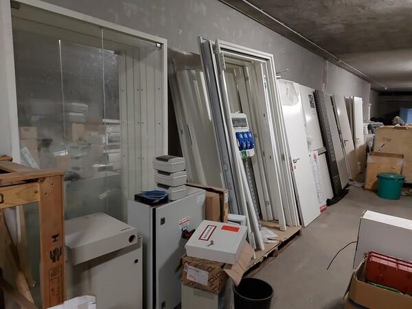 8#6008 Magazzino di materiale termoidraulico e edile in vendita - foto 146