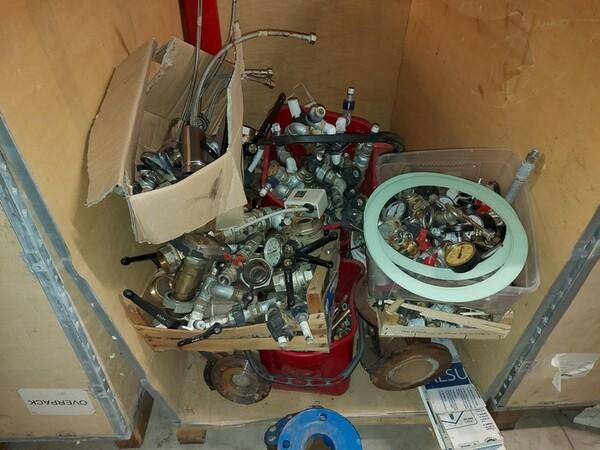 8#6008 Magazzino di materiale termoidraulico e edile in vendita - foto 157