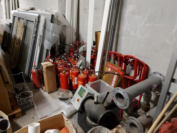 8#6008 Magazzino di materiale termoidraulico e edile in vendita - foto 163