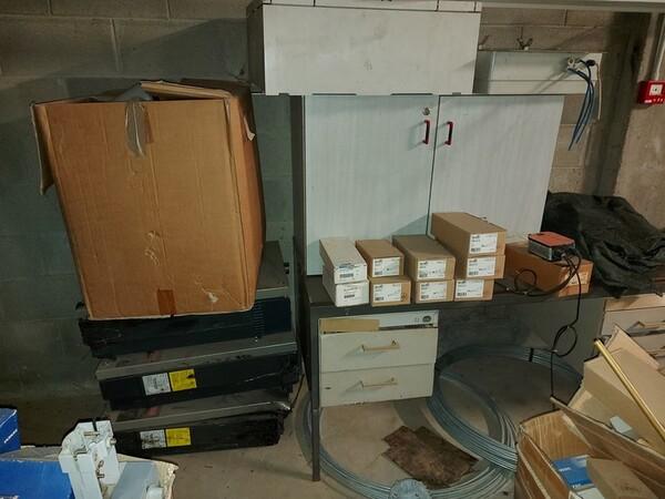 8#6008 Magazzino di materiale termoidraulico e edile in vendita - foto 216