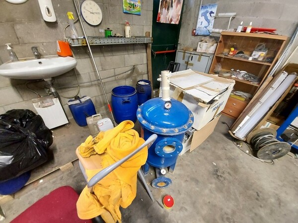 8#6008 Magazzino di materiale termoidraulico e edile in vendita - foto 237