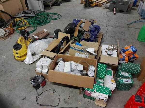 8#6008 Magazzino di materiale termoidraulico e edile in vendita - foto 238
