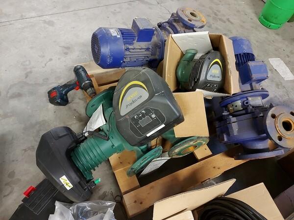 8#6008 Magazzino di materiale termoidraulico e edile in vendita - foto 240