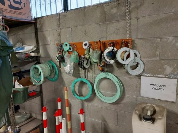8#6008 Magazzino di materiale termoidraulico e edile in vendita - foto 246