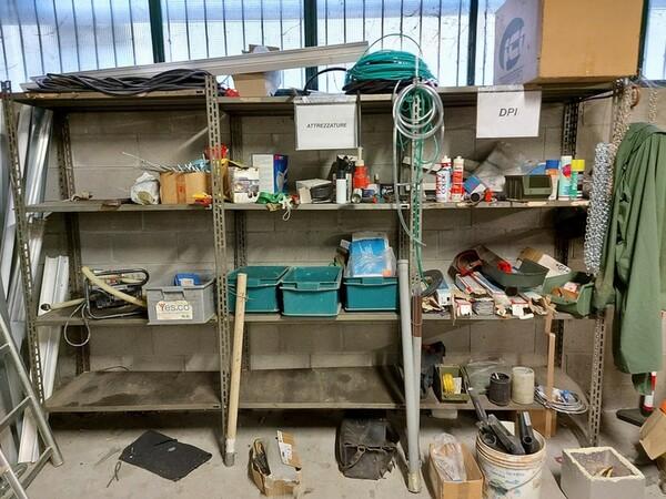 8#6008 Magazzino di materiale termoidraulico e edile in vendita - foto 251