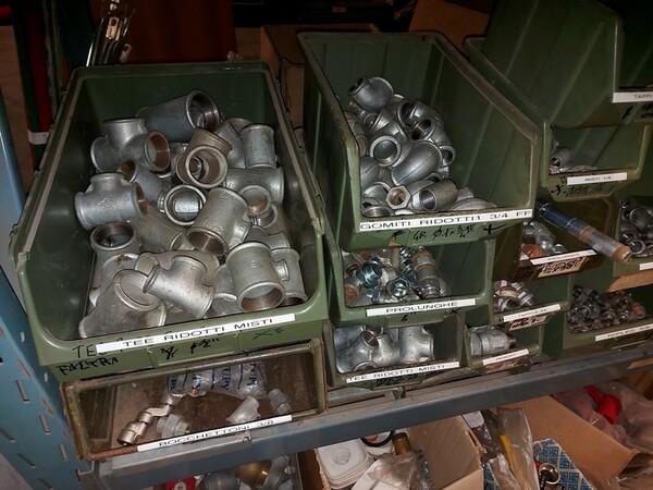 8#6008 Magazzino di materiale termoidraulico e edile in vendita - foto 265