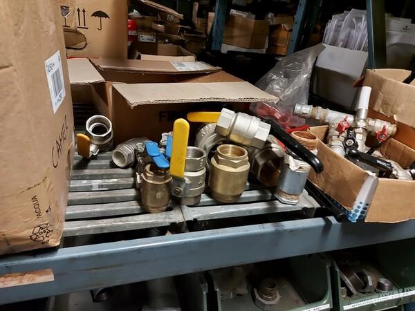8#6008 Magazzino di materiale termoidraulico e edile in vendita - foto 266