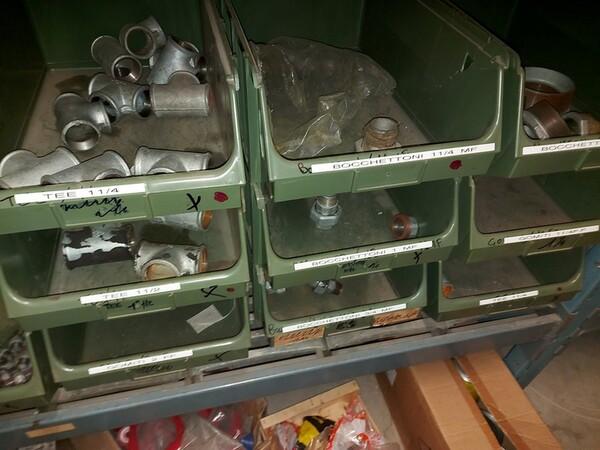 8#6008 Magazzino di materiale termoidraulico e edile in vendita - foto 267