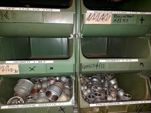 8#6008 Magazzino di materiale termoidraulico e edile in vendita - foto 269