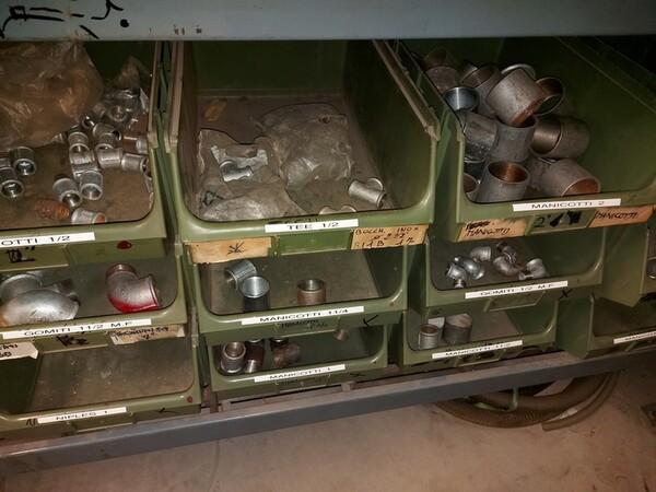 8#6008 Magazzino di materiale termoidraulico e edile in vendita - foto 270