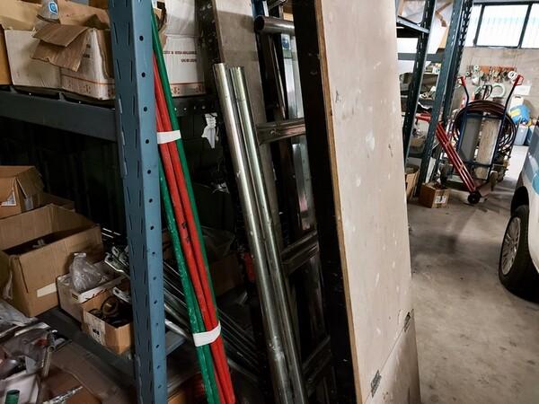 8#6008 Magazzino di materiale termoidraulico e edile in vendita - foto 273