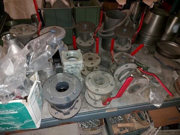 8#6008 Magazzino di materiale termoidraulico e edile in vendita - foto 275