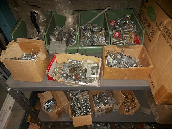 8#6008 Magazzino di materiale termoidraulico e edile in vendita - foto 279