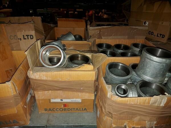 8#6008 Magazzino di materiale termoidraulico e edile in vendita - foto 281