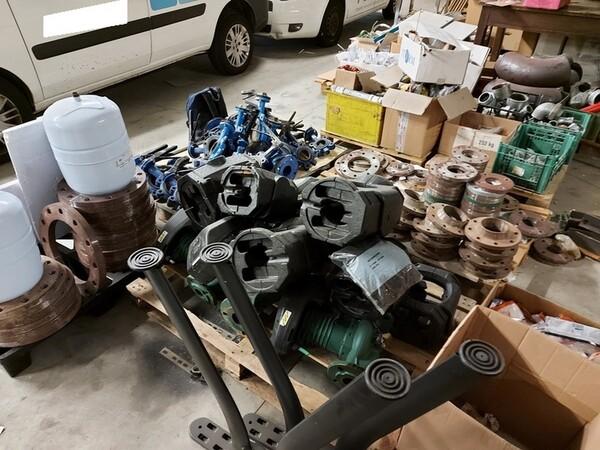 8#6008 Magazzino di materiale termoidraulico e edile in vendita - foto 282