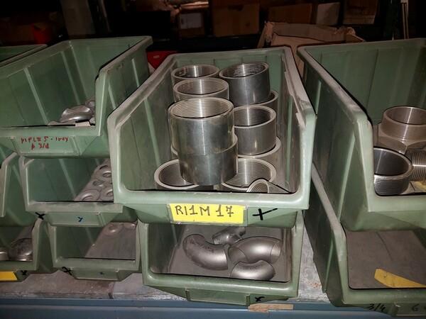 8#6008 Magazzino di materiale termoidraulico e edile in vendita - foto 285