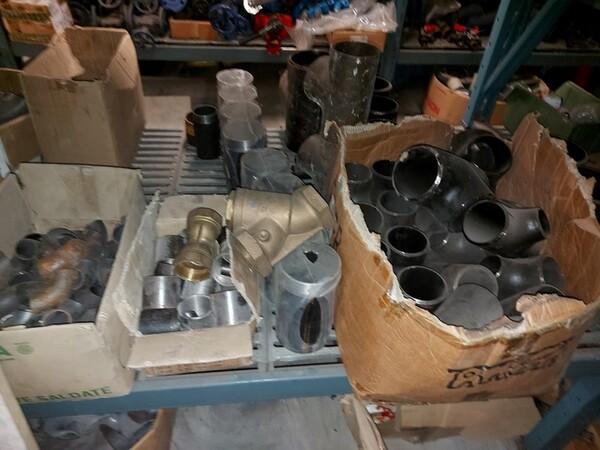 8#6008 Magazzino di materiale termoidraulico e edile in vendita - foto 287