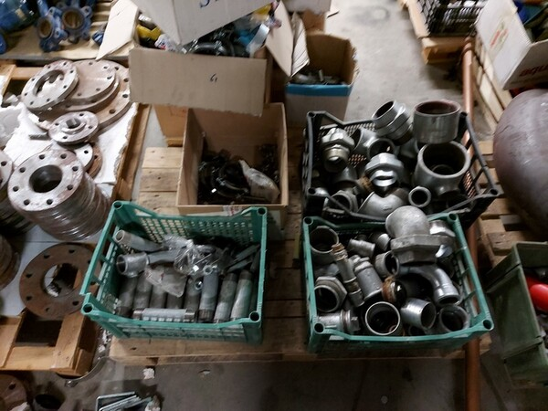 8#6008 Magazzino di materiale termoidraulico e edile in vendita - foto 289