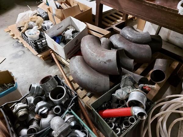 8#6008 Magazzino di materiale termoidraulico e edile in vendita - foto 290