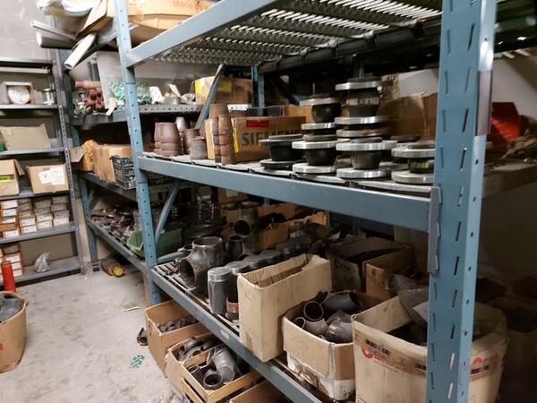 8#6008 Magazzino di materiale termoidraulico e edile in vendita - foto 292