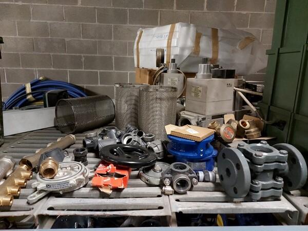 8#6008 Magazzino di materiale termoidraulico e edile in vendita - foto 293