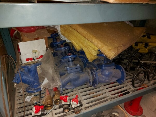 8#6008 Magazzino di materiale termoidraulico e edile in vendita - foto 294