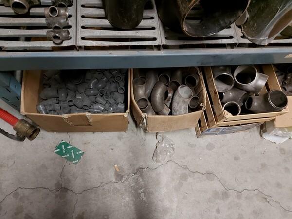 8#6008 Magazzino di materiale termoidraulico e edile in vendita - foto 299