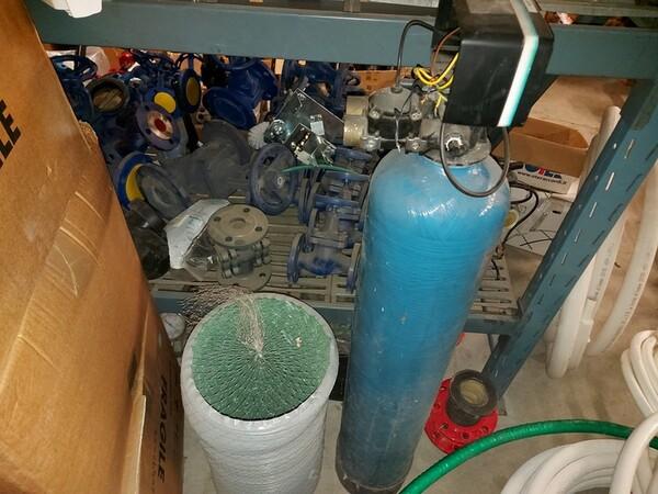 8#6008 Magazzino di materiale termoidraulico e edile in vendita - foto 301