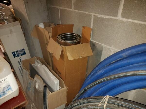 8#6008 Magazzino di materiale termoidraulico e edile in vendita - foto 304