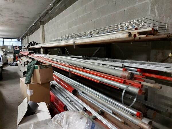 8#6008 Magazzino di materiale termoidraulico e edile in vendita - foto 308