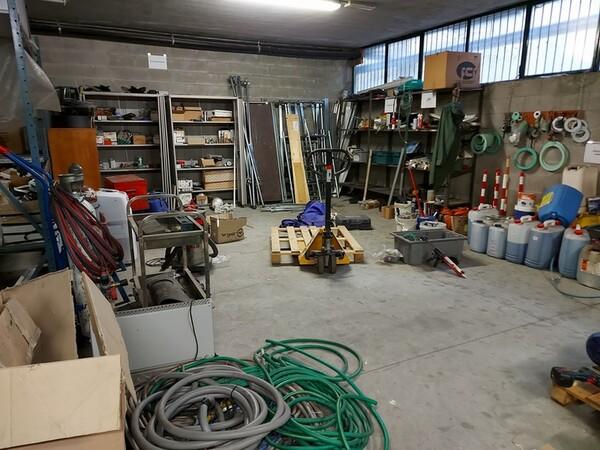 8#6008 Magazzino di materiale termoidraulico e edile in vendita - foto 309
