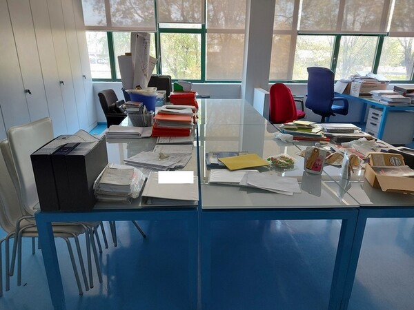 9#6008 Arredi e attrezzature per ufficio in vendita - foto 27