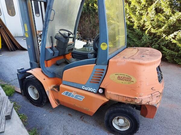 22#6009 Muletto MIC CD30C in vendita - foto 2