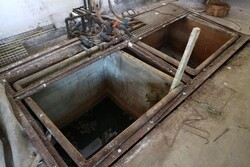 Metal chrome treatment equipment - Lot 1 (Auction 6013)