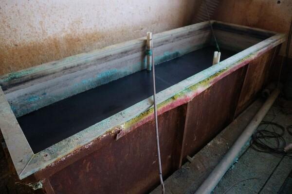 1#6013 Attrezzature per trattamento cromature metalliche in vendita - foto 42