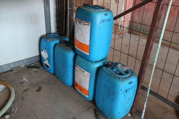 1#6013 Attrezzature per trattamento cromature metalliche in vendita - foto 46