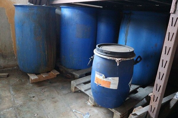 1#6013 Attrezzature per trattamento cromature metalliche in vendita - foto 48