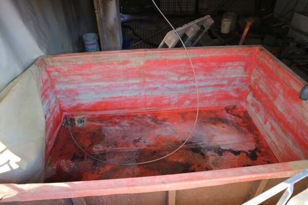 1#6013 Attrezzature per trattamento cromature metalliche in vendita - foto 72