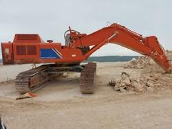 Escavatore Fiat Hitachi 450 e Motore Isuzu - Lotto 3 (Asta 6014)