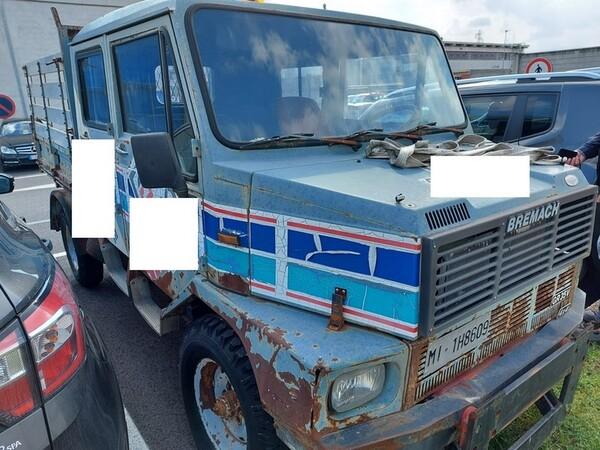 1#6015 Autocarro Bremach in vendita - foto 1